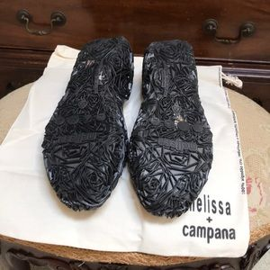 melissa + Campana Shoes - MELISSA & CANPANA FIT AS II RUBBER BALLET SHOE